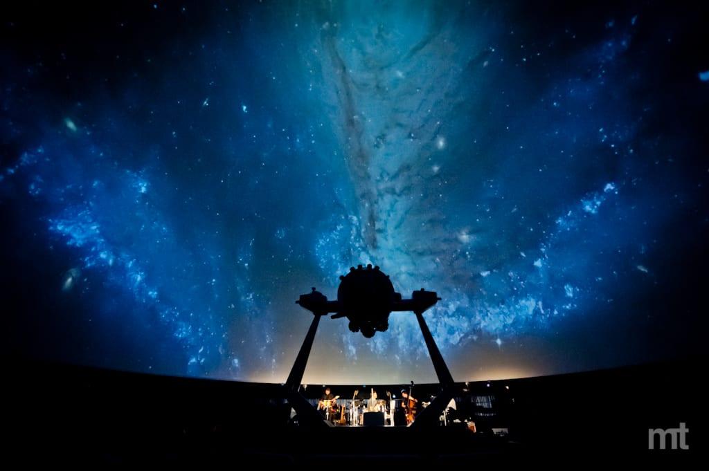 Planetárium - program pro děti