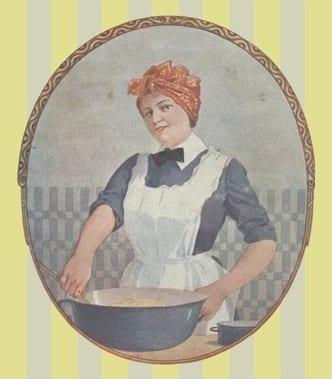 Prababička v kuchyni - program pro děti