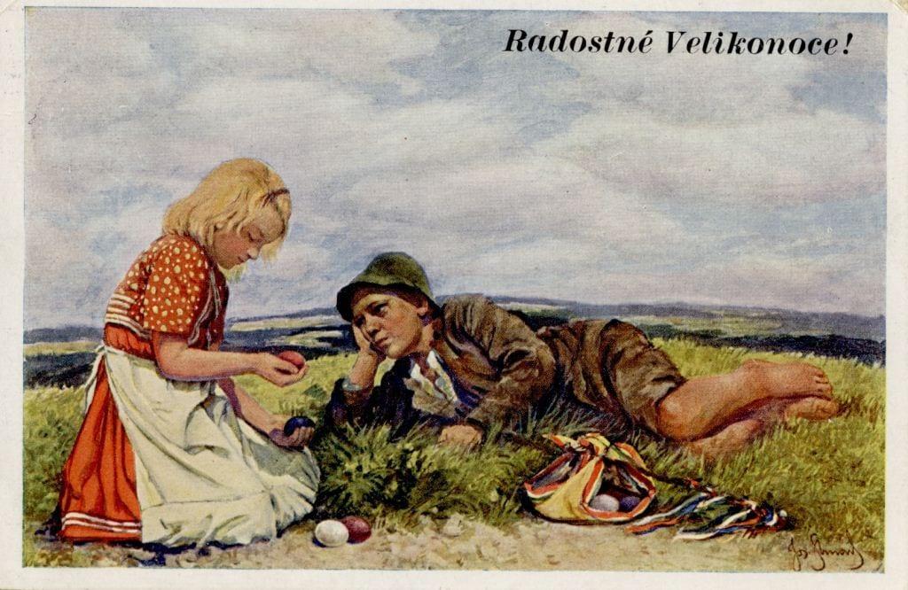 Veselé Velikonoce - kam s dětmi