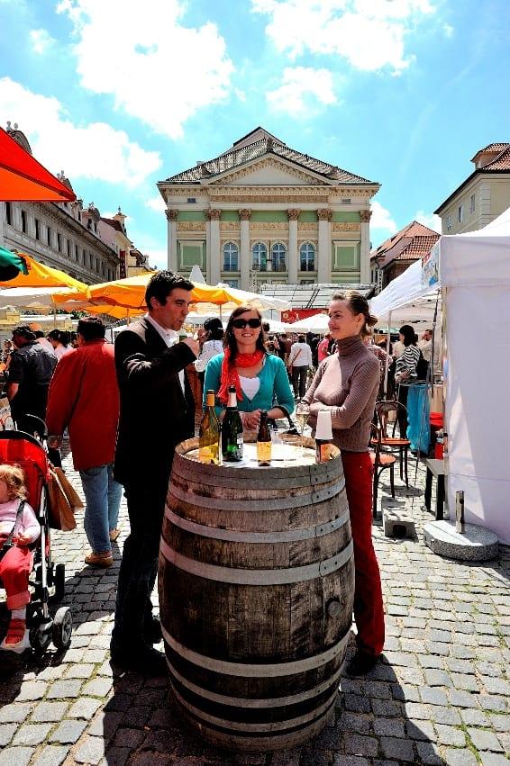 Festival středomořských chutí a vůní.