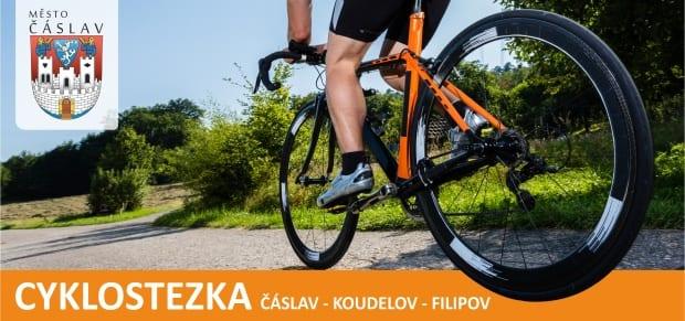 Cyklostezka Čáslav - Koudelov - Filipov