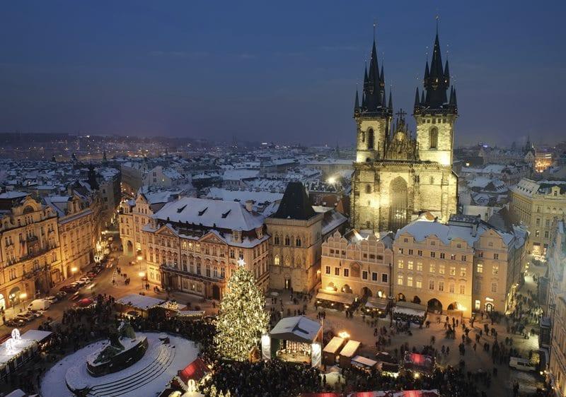 Kam na vánoční trh